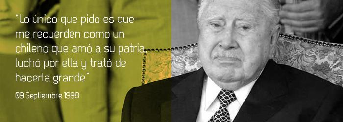 A 5 Años De Su Muerte 30 Citas De Pinochet Listeilorcom